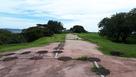 南西隅櫓と多聞櫓跡…