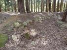 二の丸の石積
