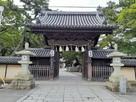 高砂神社の表門…