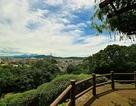 高矢倉跡からの眺望…