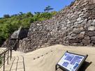 屋島城石垣