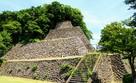 辰巳櫓の石垣