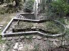 古墳時代の家形石棺(棺身台)…