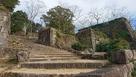 松の丸の石垣