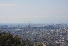 紀氏の墓所、大日山35号墳から見た和歌山…