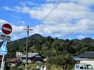 小倉山城遠景