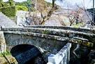朱門前の石橋