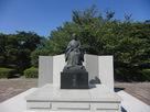 天璋院銅像