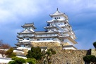 姫路城 化粧櫓からの天守…