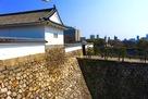 大坂城 千貫櫓からの大手門…