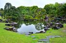 春雨の「二の丸庭園」④…