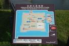 広島城案内図