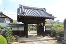 小田城城門