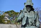 「清正公」銅像…