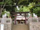 佐倉藩総鎮守 麻賀多神社…