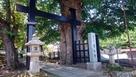 前山寺の山門