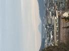 天守からの富士山…