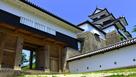 白河小峰城 三重櫓と前御門…