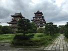 天守閣と櫓