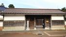 現存している小松城二の丸鰻橋門(来正寺の…