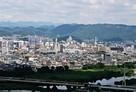 姫路城を眼下に!…