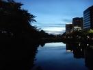 福岡城の濠