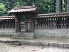 吉川元春の墓
