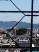 物見櫓から犬山城を見る…