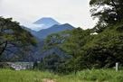 本丸跡と富士 Part 1 夏…