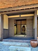 旧樋口家住宅(式台付玄関)…