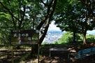 彦根城を覗く