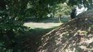 土塁と空堀(長松院)…