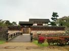 紅葉始まりつつある松代城…