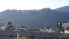 真田の郷から見る砥石城…