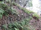 主郭の石垣