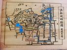 浜松城略絵図