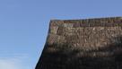 本丸詰門横の石垣…