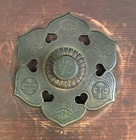 姫路城・化粧櫓の釘隠し…