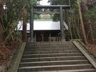 二の丸の千早神社…