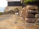 当時の石垣◆下段…