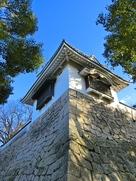石垣と月見櫓