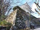 本丸石垣と小銃櫓 冬景色…