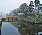 数寄屋橋と隅櫓跡(北側)…