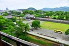 宇土櫓からの西大手櫓門、二の丸方向 20…