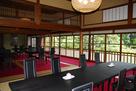 重陽閣二階喫茶・談話室…