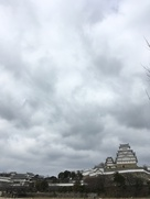 風雲姫路城