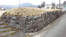 内牧城 2の丸石垣③…