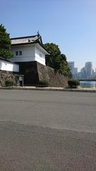 桜田門と摩天楼…
