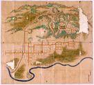 下野国烏山城絵図…