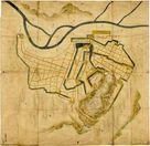 越後国村上城之絵図…